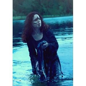 Maria Danielak, Jezioro, 2018