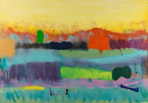 Bartosz Michał Hoppe-Sadowski, Landscape, 2018