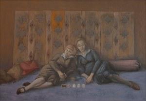 Bogna Gniazdowska (ur. 1964), Tapczan, 1999