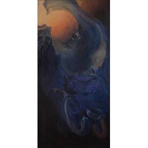 Henryk Albin Tomaszewski (1906-1993), Kompozycja abstrakcyjna, 1952