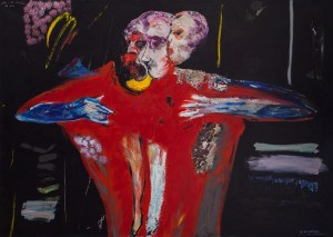 Andrzej Kasprzak (ur. 1963), Moje serce płonie, 2011
