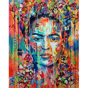 Marta Zawadzka, Frida, 2019 r.