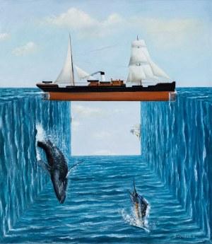 Adam Swoboda (Ur. 1956), Hydro zagadka otwartego Oceanu