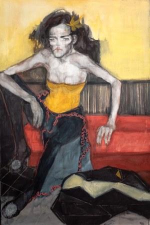 Viola Głowacka (ur. 1985) - Żółta butonierka, 2011