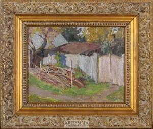 Erwin Elster (1887–1977), Na podwórku*
