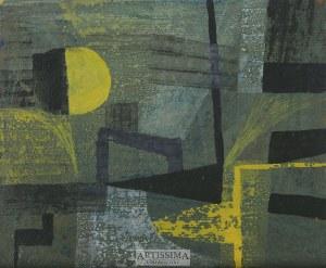 Urszula Broll (ur. 1930), Kompozycja geometryczna, 1956*