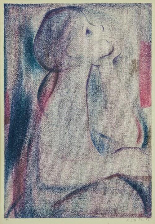 Alfred Fuchs, bez tytułu, 1985