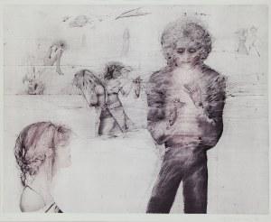 Karel Demel, bez tytułu, 1986