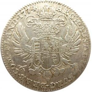 Austria, Maria Teresa, talar 1774, Bruksela