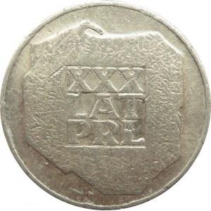 Polska, PRL, 200 złotych 1974, XXX-lat PRL-u, falsyfikat z epoki