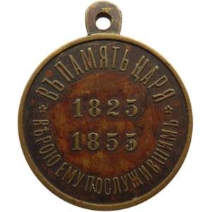Rosja, Mikołaj I, medal z okazji 100 rocznicy urodzin cara (1796), 1825-1855