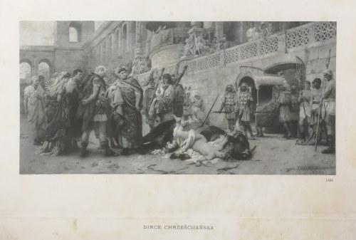 Henryk Siemiradzki (1843-1902), Dirce Chrześcijańska