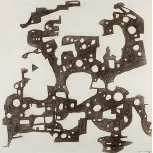 Wanda Czełkowska (ur. 1930 r.), Z cyklu Konstrukcja, 1967 r.