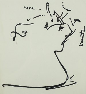 Tadeusz Kantor (1915 -1990), Bez tytułu, z Teki