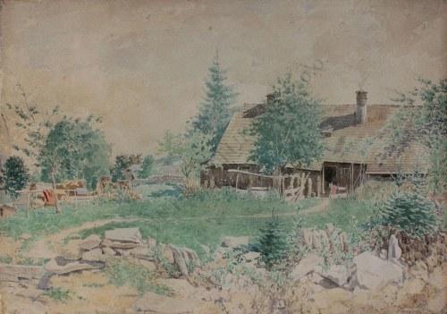Gustav Brauner (1880-1966), Tillendorf [Bolesławice]