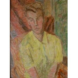 Tytus Czyżewski (1880-1945), Portret Teresy Tyszkiewicz