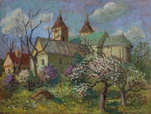 Jerzy Gnatowski (1928-2012), Klasztor (1962)