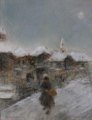 Artur Markowicz (1872-1934), Zima