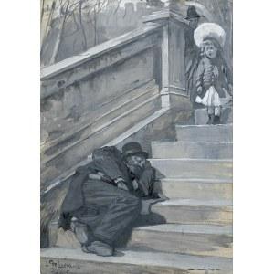 De Laveaux Ludwik, SEN SPRAWIEDLIWEGO, 1890