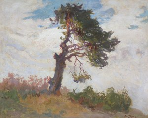 Trusz Iwan, SOSNA, 1927