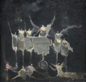 Aberdam Alfred, TANIEC. KOMPOZYCJA NR 58