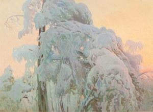 Iwan Trusz, Okiść śnieżna