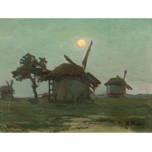 Iwan Trusz, Nokturn