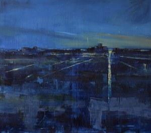 Marcin Kabat, City nocturne