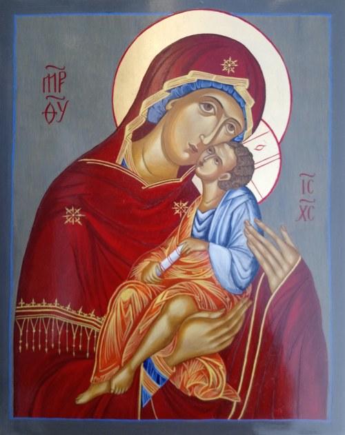 Zofia Dobrzańska, Matka Boża Eleusa (Czuła)