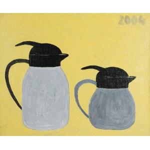 Bettina BEREŚ (ur. 1958), Dwa termosy, 2004
