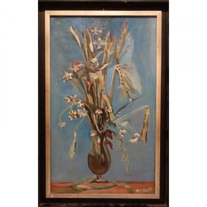 Dora Bianka, Bukiet kwiatów