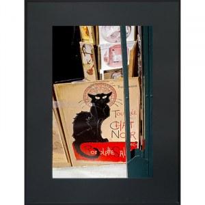 Andrzej Haladuda, Chat noir (Czarny kot), 1999
