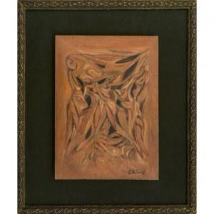 Jan Ekiert, Czerwona arabeska, 1949