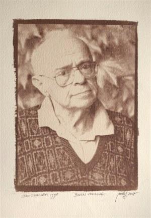 KONRAD KAROL POLLESCH Stanisław Lem, 1990/2017