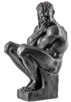 Bolesław Biegas (1877 Koziczyn – 1954 Paryż) Zamyślony