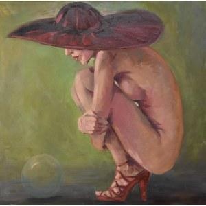 Anna Kołakowska, 1982, Bubble, 2018