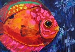 Diana Nowosad, Fishnisz