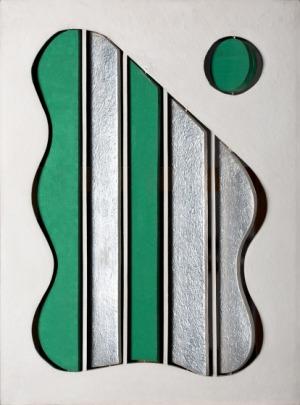 Ignacy Bogdanowicz, RELIEF DWUSTRONNY, 1967 1972