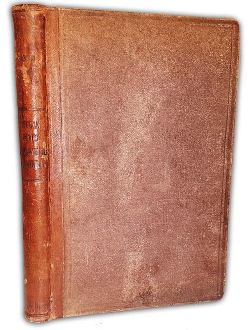 DARWIN - WYRAZ UCZUĆ U CZŁOWIEKA I ZWIERZĄT wyd.1 z 1873