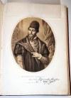 LESSER- KRÓLOWIE POLSCY wizerunki zebrane i rysowane przez Alexandra wyd. 1860 oprawa