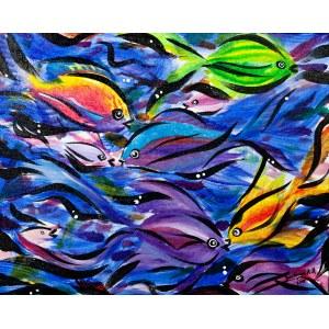 José Angel Hill, Tropical fish