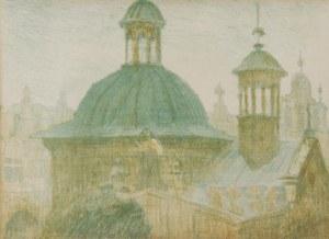 JAN WOJNARSKI (1879-1937), Kościół św. Wojciecha, 1911