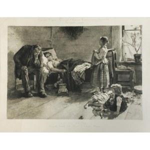 FELIKS STANISŁAW JASIŃSKI (1862-1901), Chora Matka