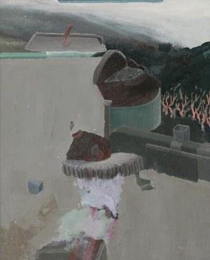 JULIUSZ NARZYŃSKI (UR. 1934), Widok na drugą stronę, 2004