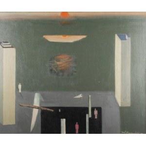 JULIUSZ NARZYŃSKI (UR. 1934), Upadek Ikara, 2009
