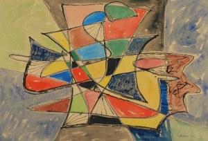 Alfred LENICA (1899-1977), Kompozycja