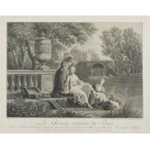 Antoine Charles Horace VERNET zw. CARLE - według, Zabiegi kosmetyczne Greczynki