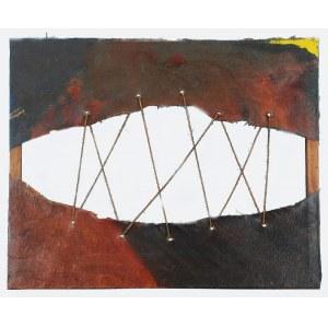 Bartłomiej KOWNACKI (ur. 1979), Sznurowany obraz, 2007