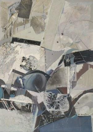 Bernard BRAUN (ur. 1935), Ślady na ziemi