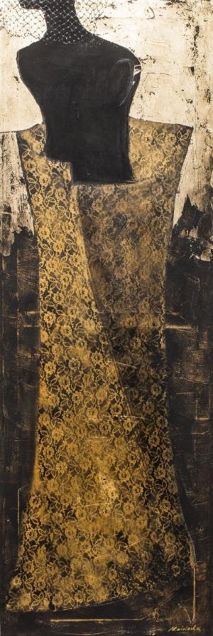 Agata Rościecha (1968), Zwoje sekretów 4 (2016)